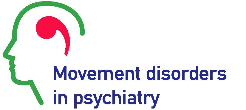 Bewegingsstoornissen in de psychiatrie Logo
